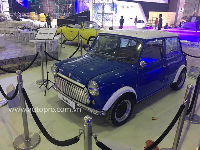 Những mẫu xe cổ tại triển lãm VIMS 2017