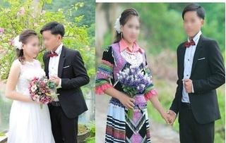 Bộ ảnh cưới của cặp đôi