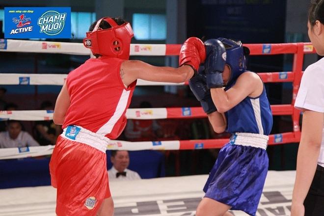 Giải Boxing tranh đai vô địch Number 1 diễn ra vô cùng hấp dẫn