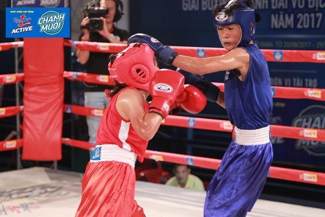 Giải Boxing tranh đai vô địch Number 1 diễn ra vô cùng hấp dẫn - 3