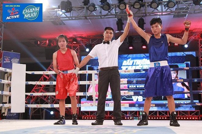 Giải Boxing tranh đai vô địch Number 1 diễn ra vô cùng hấp dẫn - 4