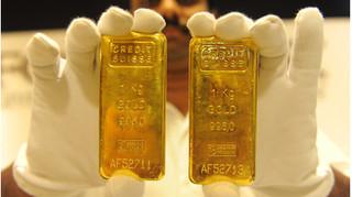 Giá vàng SJC hôm nay 27/10: Giá vàng 9999 hôm nay giảm 50.000 đồng/lượng
