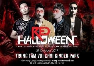 Đón Halloween đáng nhớ cùng Soobin Hoàng Sơn, SlimV, Touliver