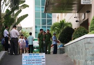 4 người thương vong trong vụ truy sát kinh hoàng tại bệnh viện