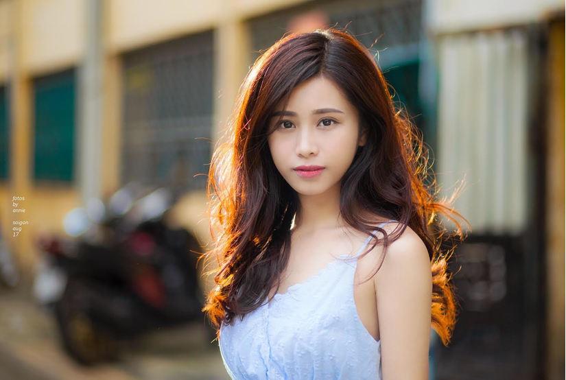 Hot teen Phương Dung không dùng chiêu trò để nổi tiếng10