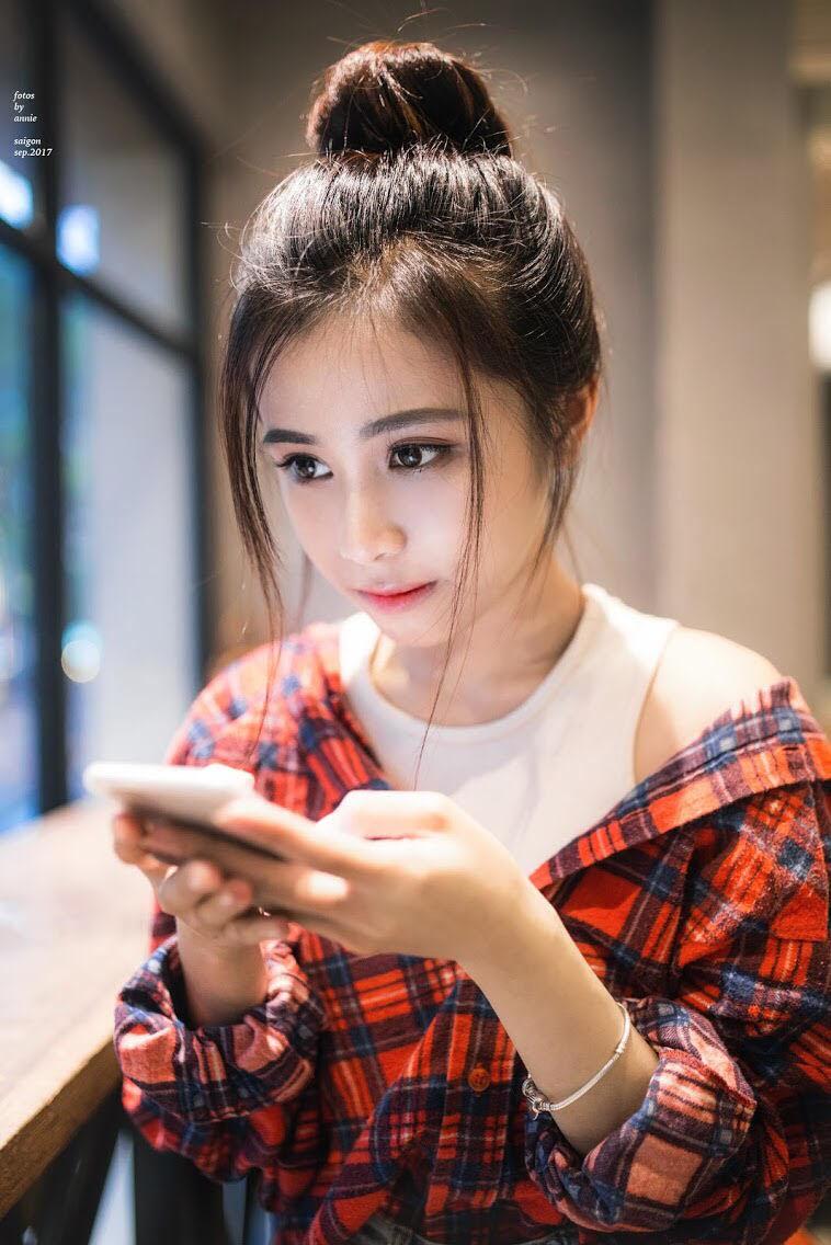 Hot teen Phương Dung không dùng chiêu trò để nổi tiếng2