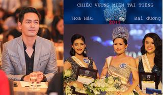 MC Phan Anh mắng những kẻ chỉ trích Hoa hậu Đại dương 2017 là ''hèn hạ, không đáng mặt đàn ông''