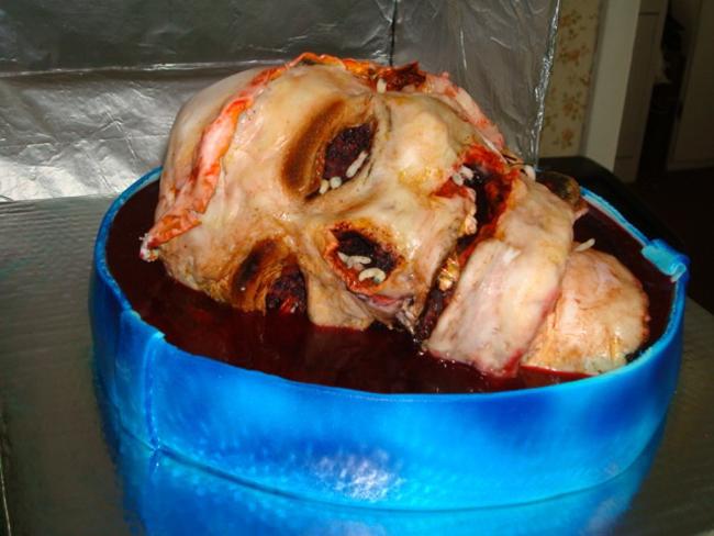 ng chiếc bánh ngọt siêu kinh dị dành cho ngày Halloween7
