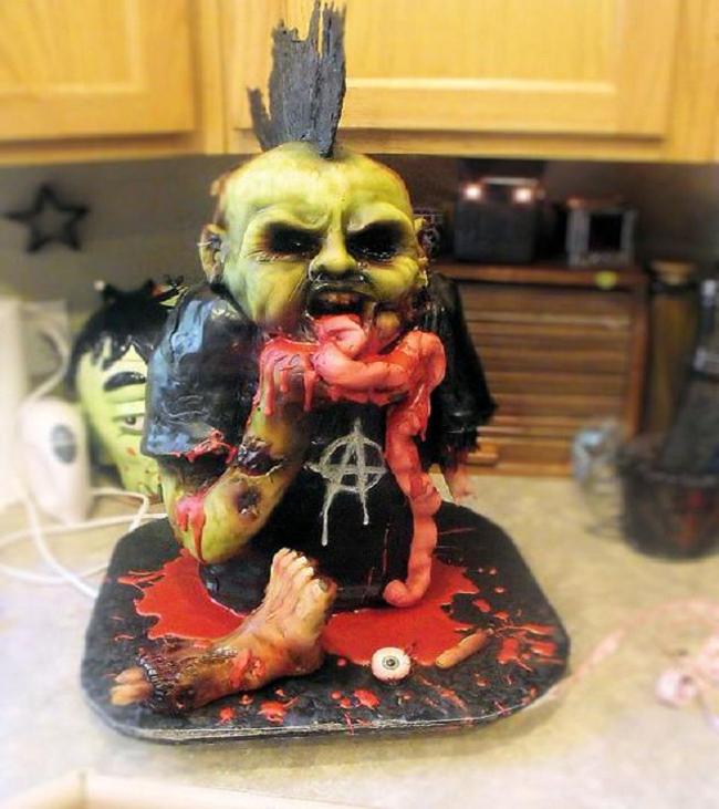 ng chiếc bánh ngọt siêu kinh dị dành cho ngày Halloween11