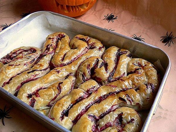 ng chiếc bánh ngọt siêu kinh dị dành cho ngày Halloween10