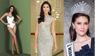 Các đối thủ mạnh nhất của Nguyễn Thị Loan tại Miss Universe 2017 dần lộ diện