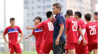 U19 Việt Nam tổn thất lực lượng nghiêm trọng trước thềm giải châu Á