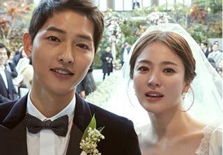 Ít ai biết, bó hoa cưới của Song Joong Ki và Song Hye Kyo cũng mang thông điệp bất ngờ!