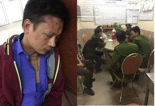 Đưa người nhà vào Bệnh viện Phụ sản Hà Nội khám bệnh, người đàn ông bị 3 bảo vệ hành hung