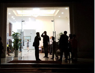 Một người phụ nữ nghi bị sát hại trong căn hộ cao cấp ở Hà Nội