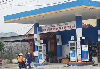 Nghệ An: Khởi tố thêm hai bị can trong đường dây buôn bán xăng A92 giả