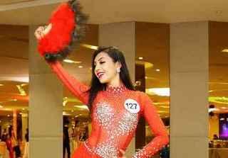Rực rỡ đêm thi Người đẹp Tài năng Hoa hậu Hoàn vũ Việt Nam 2017