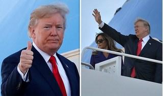 Tổng thống Mỹ Donald Trump kéo dài chuyến công du châu Á vào phút chót