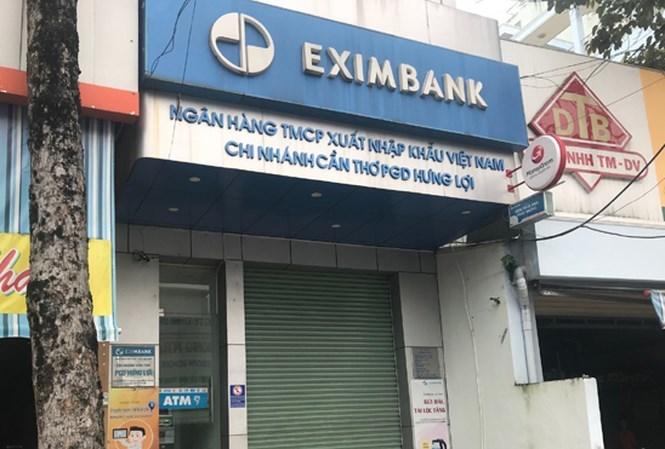 Cướp ngân hàng Eximbank ở Cần Thơ