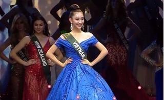 Hà Thu dừng chân tại top 16, người đẹp Philippines đăng quang Hoa hậu Trái đất 2017