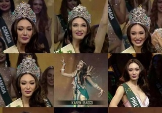 Cận cảnh nhan sắc bị chê tơi tả của người đẹp Philippines đăng quang Hoa hậu Trái đất 2017