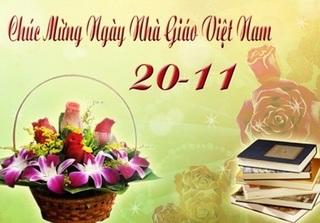 Nguồn gốc và ý nghĩa ngày Nhà giáo Việt Nam 20/11