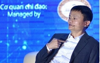 Tỷ phú Jack Ma: Ba lần thi trượt cấp 2 và bị trường ĐH 10 lần từ chối đơn nhập học