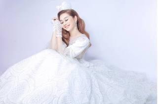 Cuối cùng Lâm Khánh Chi cũng đi lấy chồng và trở thành cô dâu xinh đẹp