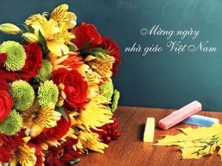 Hình ảnh ngày 20/11 đẹp nhất để gửi tới thầy cô giáo