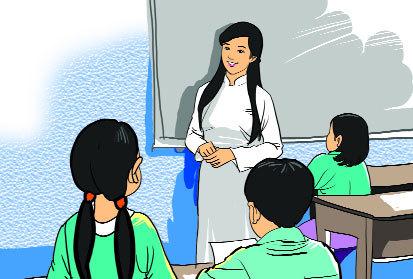 Bức tranh vẽ ngày 20/11 tại Việt Nam tuyệt đẹp dành tặng thầy cô12