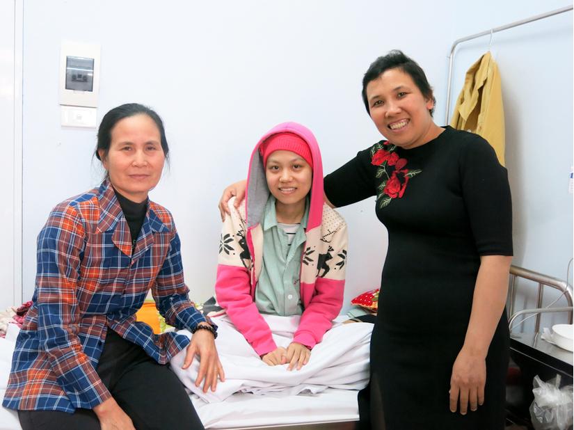 Nữ nhà báo bị ung thư vú chia sẻ cách sống