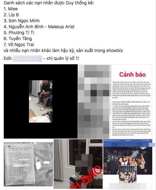 Loạt sao Việt nổi tiếng bị lừa đảo, chiếm đoạt hàng trăm triệu đồng