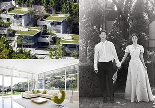 Cận cảnh biệt thự 200 tỷ của cặp đôi Song Joong Ki và Song Hye Kyo