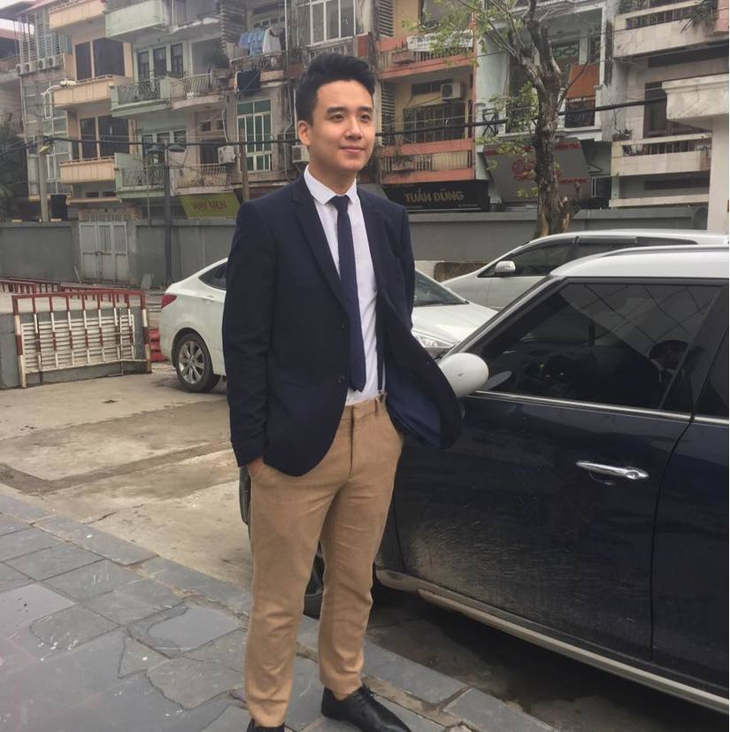 thầy giáo điển trai Đặng Sơn Tùng 3
