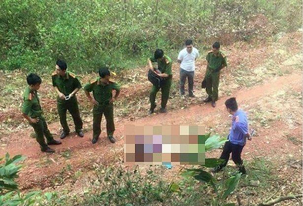 Người phụ nữ bị sát hại ở Thái Nguyên