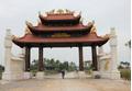Choáng ngợp với cổng làng bằng gỗ quý hơn 4 tỉ đồng tại Nghệ An