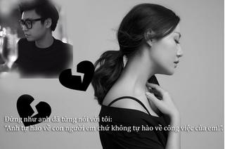 Bạn trai cũ giàu có vừa chia tay Văn Mai Hương sau hơn một năm yêu là ai?