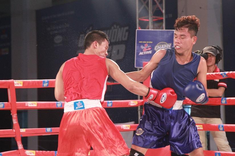Chung kết giải Boxing tranh cup Number1 lần 1 - 2