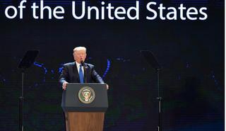 Tổng thống Donald Trump gây ấn tượng khi nói về Hai Bà Trưng và lòng yêu nước của Việt Nam tại APEC