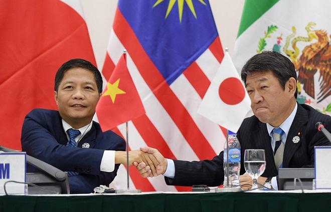 TPP-11 đạt được thỏa thuận nhanh chóng đổi thành CPTPP