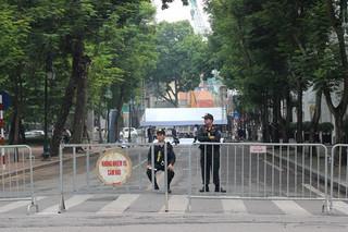 An ninh thắt chặt, Hà Nội sẵn sàng đón Tổng thống Mỹ Trump
