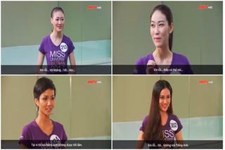Ngán ngẩm vì trình độ Tiếng Anh ''dở tệ'' của các thí sinh Hoa hậu Hoàn vũ Việt Nam 2017