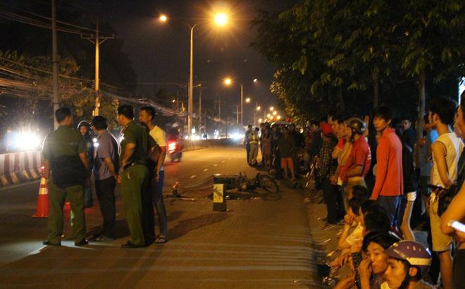 Người dân truy đuổi tài xế container gây tai nạn rồi bỏ chạy gần 5km