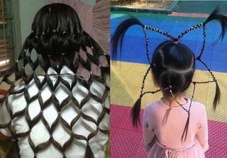 Chị em muốn ai cũng phải ngước nhìn khi ra đường, hãy tết ngay những kiểu tóc này nhé!