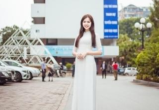 Nữ giảng viên ĐH Xây dựng: Vẫn giữ đam mê đi dạy nếu đạt thành tích cao tại Hoa hậu Hoàn vũ