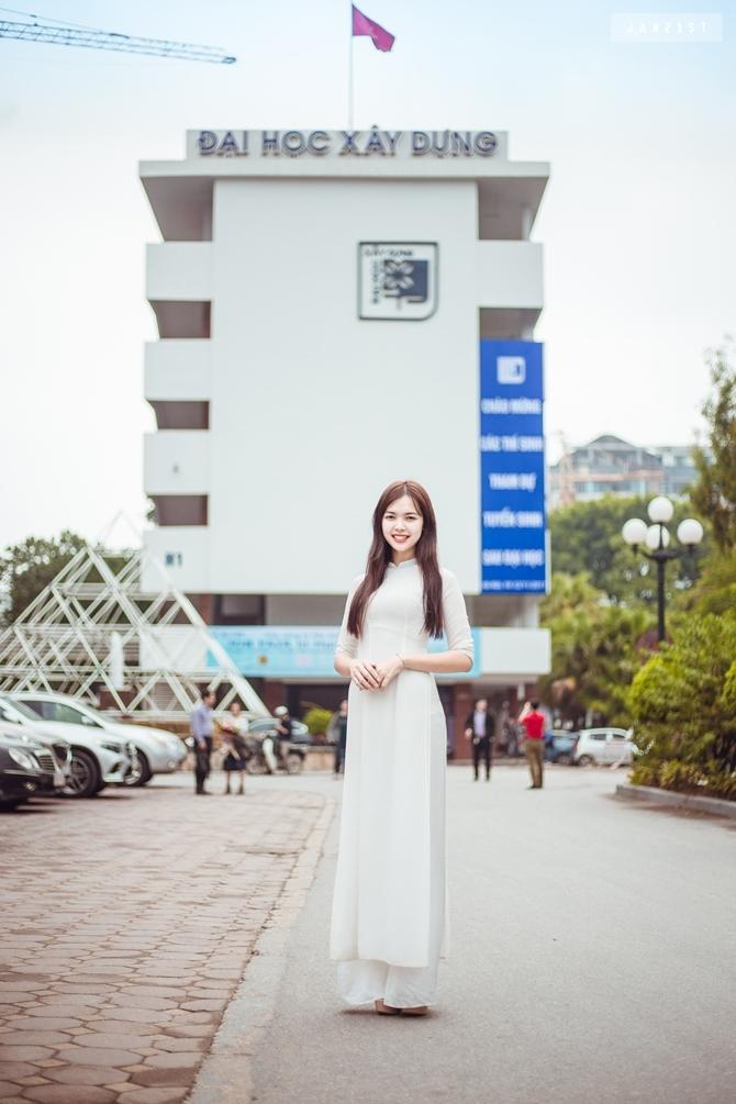 Nữ giảng viên ĐH Xây dựng: Vẫn giữ niềm đam mê làm giảng viên nếu đạt thành tích cao tại cuộc thi Hoa hậu Hoàn vũ