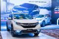 Cận cảnh Honda CR-V 2018 chính thức ra mắt làm khuynh đảo giới mê xe
