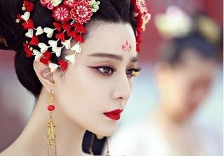 Ngẩn ngơ nhan sắc mỹ nhân cổ trang đẹp nhất màn ảnh Hoa ngữ
