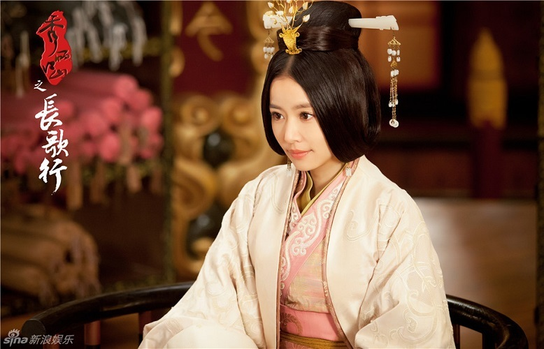 Ngẩn ngơ nhan sắc mỹ nhân cổ trang đẹp nhất màn ảnh Hoa ngữ 8