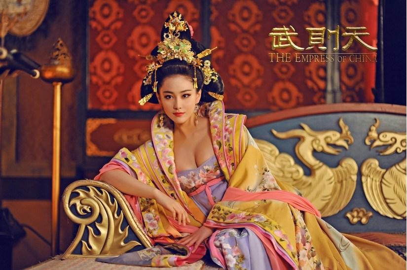 Ngẩn ngơ nhan sắc mỹ nhân cổ trang đẹp nhất màn ảnh Hoa ngữ 2